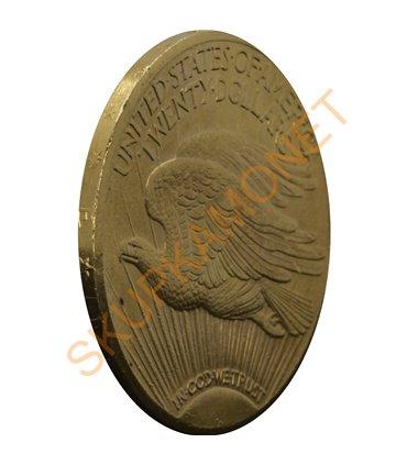 Серебряная монета 2oz Единорог 5 фунтов 2018 Великобритания
