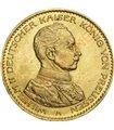 Золотая монета 10 рублей 1904 г. Николай 2 Россия