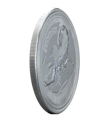 Золотая монета Год Тигра 100 долларов 1998 Австралия