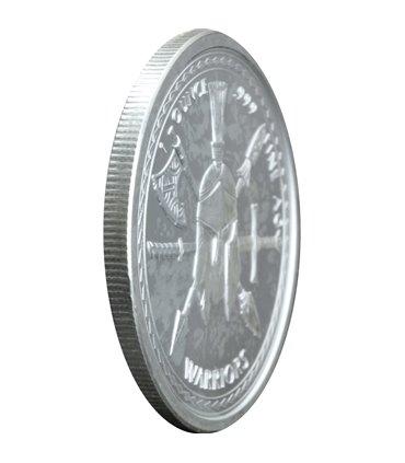 Золотая монета Королева Вильгельмина I 10 гульден 1897 Нидерланды