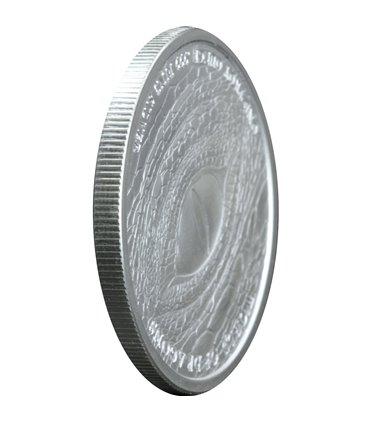 Золотая монета Умберто I 20 лир 1882 Италия