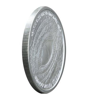 Золотая монета 1 доллар 1857 США