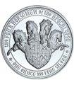Золотая монета Год Собаки 15 долларов 2006 Австралия