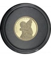 Серебряная монета 2oz Крокодил Пьедфорт 2 доллара 2019 Австралия