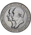 """Серебряная монета """"100-летие Университета Бреслау"""" 3 марки 1911 Пруссия Германская империя"""