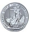 Срібна монета FABULOUS 15 (F15) Британія 2 англійських фунта 2017 Великобританія