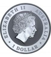 Срібна монета 1oz Коала 1 долар 2011 Австралія