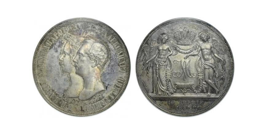 Николай I и его серебряный рубль