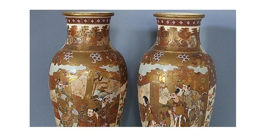 Факторы, повышающие цены на антикварные вазы