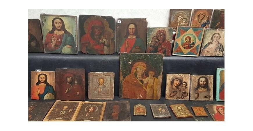 Продажа старинных икон: материальная и духовная ценность