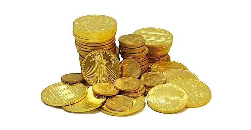 Скупка золотих монет