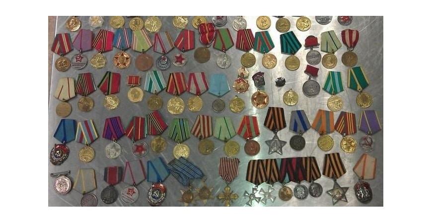 Скупка медалей – возможность реализовать невостребованные награды
