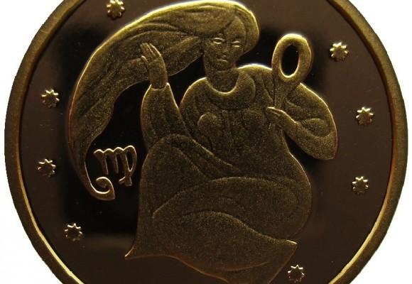 "Монета ""Дева"" номиналом 2грн 2008 года чекана: покупка памятного знака"