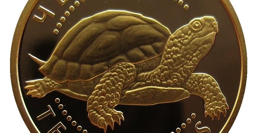 Монета Черепаха номіналом 2грн: ціна, символіка, покупка