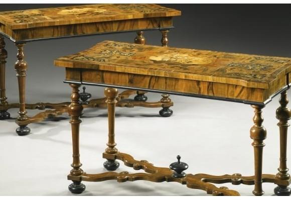 Антиквариат Мариуполя: старинная мебель