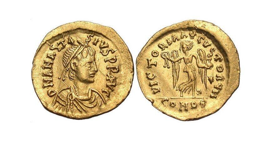 Если продать византийские монеты, можно сколотить состояние